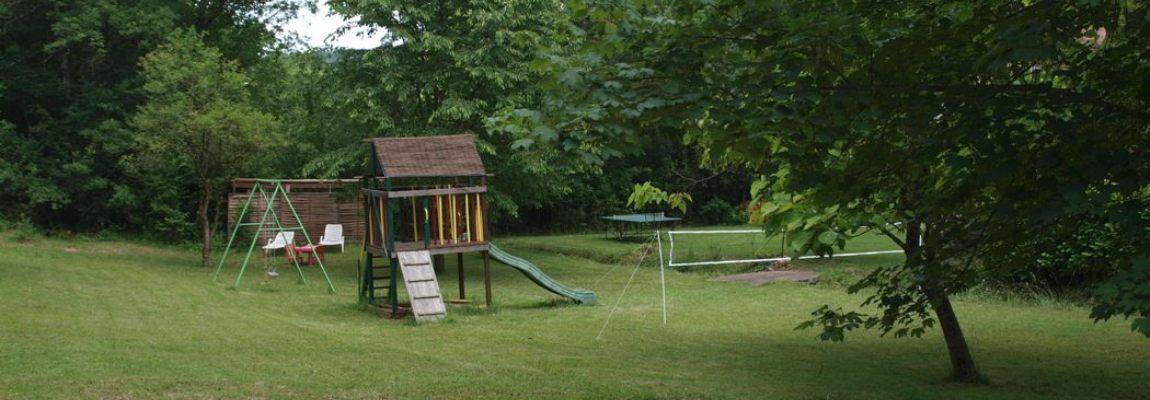 Speelruimte voor de kleintjes